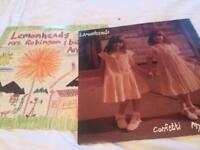 Rare Lemonheads 10 inch vinyl