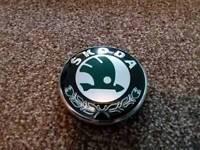 Skoda octavia rear badge/emblem