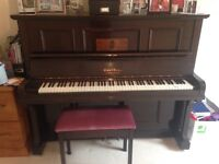 Piano- Crane & Sons
