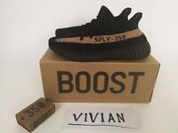 Adidas Yeezy copper Boost 350 V2Real Boost Core Limited