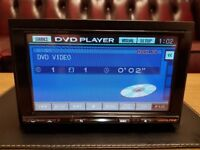 CAR HEAD ALPINE IVA-W200RI DVD CD MP3 TOUCH SCREEN DOUBLE DIN PLAYER AMPLIFIER AMP STEREO RADIO
