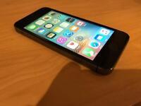 iPhone 5S 16GB O2 - Space Grey