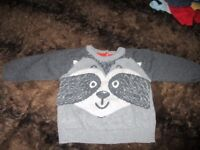 Baby boy's clothes 3-6 months 68cm LONG SLEEVED HOODIE TRACKSUIT