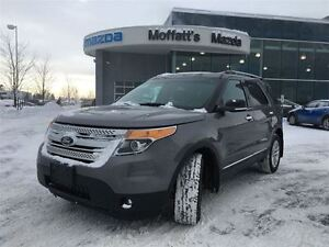 2014 Ford Explorer XLT 4WD LEATHER, BACKUP CAMERA