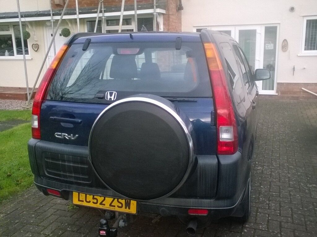 honda crv 2003 manual petrol