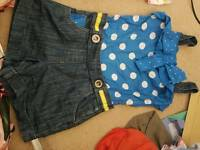 Next shorts set age 5