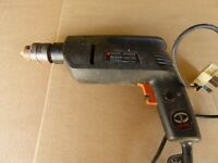 Black and Decker Quattro corded drill - BD155RT, 550 watt
