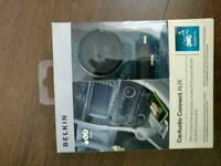 Belkin AUX in car hands free and audio