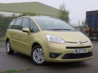 2007 CITROEN GRAND PICASSO 7 SEATER +VGC+