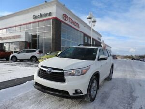 Toyota Highlander-FREE WINTER TIRES OR REMOTE START ENDS NOV 30