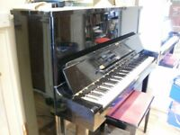 Tonica upright piano
