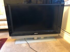 Flat screen TV, Philips Cineos 36""