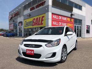 2014 Hyundai Accent GL- Auto, A/C, Bluetooth, Heated Seats