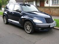 CHRYSLER PT CRUISER LTD EDITION ONE OWNER F.S.H. LEATHER AIR CON ALLOYS CRUISE CONTROL