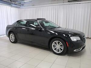 2017 Chrysler 300 HURRY!! DON'T MISS OUT!! 3.6L SEDAN w/ BACKUP