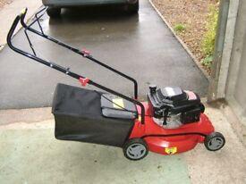 Powerhouse Petrol Lawn Mower 2 stroke
