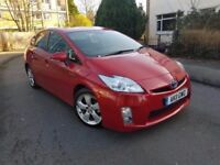 TOYOTA PRIUS T SPIRIT ONE OWNER VERY NICE CLEAN CAR HPI CLEAR WARRANTED MILES PCO ELIGIBLE EURO 5