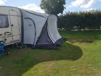 Suncamp Swift 220 Deluxe Awning. £40