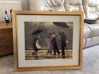 Singling Butler by Jack Vettriano