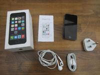 iPhone 5S 16GB Black Network Unlocked