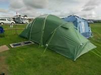 Trespass 8 tent