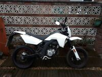 Lexmoto 49cc STR50 2014