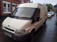 2005 FORD TRANSIT 2.4 TDDI LOW MILES LOVELY RUNNER GREAT ON FUEL