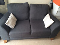 Stylish sofa (154cm x 86cm), almost new, perfect condition to collect in Bristol