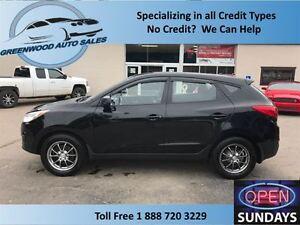 2011 Hyundai Tucson AC,CRUISE,BLUETOOTH,DOWN HILL ASSIST