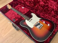 Fender Squier Classic Vibe 60s Telecaster Custom - great condition - excellent player