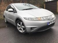 Honda Civic 1.8 Automatic Low Mileage
