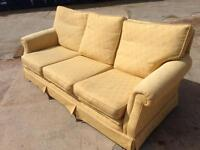 Sofa in nice condition, free to collector. STILL AVAILABLE DUE TO TIMEWASTERS