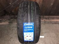 225 40 18 ZR BRAND NEW TYRES EXTRA LOAD XL LANDSAIL
