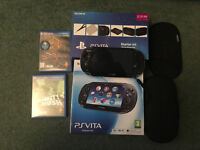 PS Vita 3g/wifi for sale + extras