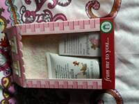 Gift set foot cream + socks + soak