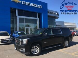 2017 GMC Yukon XL SLT 5.3L V8 ROOF NAV 8-PASS DVD!!!