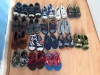 Boys bundle of shoes