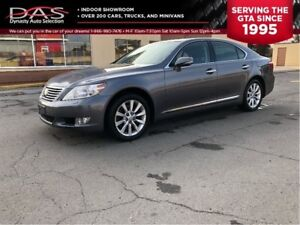 2012 Lexus LS 460 ULTRA PREMIUM NAVIGATION/LEATHER/SUNROOF