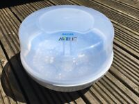 Philips Avent Microwave Steriliser - good condition