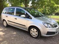 07 Reg Vauxhall Zafira 1.6 Life NEW SHAPE (7 SEATS).eg scenic galaxy sedona vectra c4 c8 picasso 807