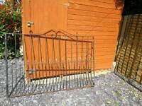 2 Garden gates