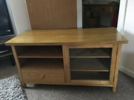 Wooden TV stand / cabinet / unit