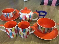 Whittards of Chelsea teapot set