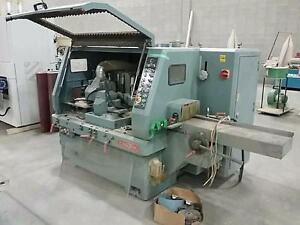 Cantek CM757 F eed Through Moulder