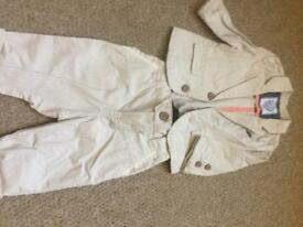 Mothercare two peice set