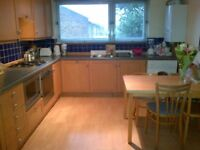 Furnished 3-bedroom house, with garden, for rent