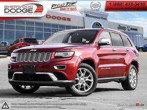 2014 Jeep Grand Cherokee Summit| GOLD PLUS EXT WARR| NAV| LEATHE