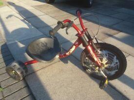 Childs trike hot rod 3 wheeler