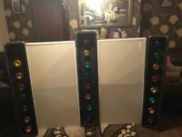 Disco Light Boxes