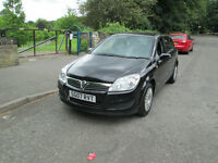 2007 07 VAUXHALL ASTRA 1.8 CLUB AUTOMATIC 56,000 MILES ONLY BARGAIN!!!!!!!